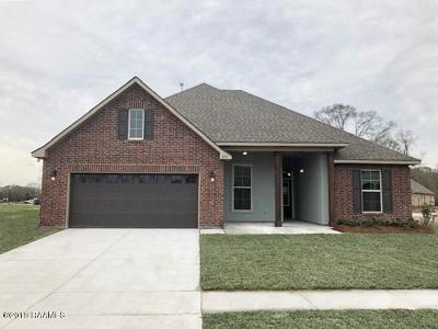 Lafayette Single Family Home For Sale: 600 Bay Meadow Lane