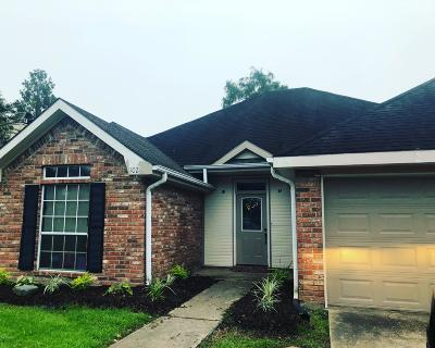 Lafayette  Single Family Home For Sale: 102 Country Morning Court