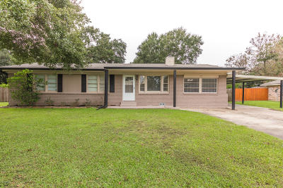 Lafayette Single Family Home For Sale: 144 Antigua Drive