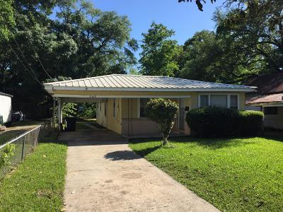 St. Martinville Single Family Home For Sale: 248 E Hyacinth Street