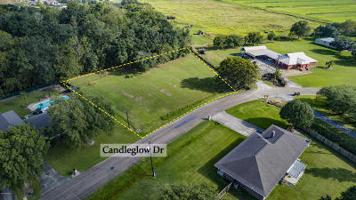 Iberia Parish Residential Lots & Land For Sale: Lot 9 Candle Glow Drive
