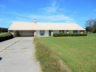 Arnaudville Single Family Home For Sale: 551 Walnut Road