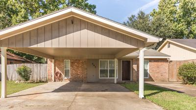 Lafayette Single Family Home For Sale: 202 Caledonia Drive