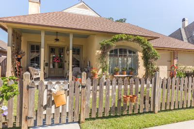 Lafayette Single Family Home For Sale: 113 Metairie Court