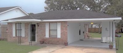 St Martinville, Breaux Bridge, Abbeville Single Family Home For Sale: 204 Gauraud Street