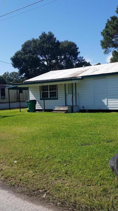 St Martinville, Breaux Bridge, Abbeville Single Family Home For Sale: 220 Leblanc Avenue