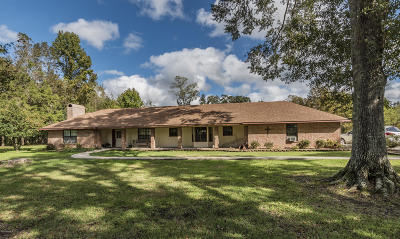 Sunset Single Family Home For Sale: 265 Choctaw Drive