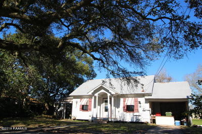Erath Single Family Home For Sale: 730 W Lastie