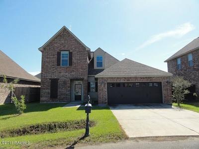 Lafayette LA Single Family Home For Sale: $182,000