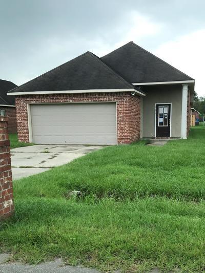 Carencro Single Family Home For Sale: 607 Magnolia Knee Drive