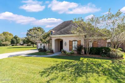 Lafayette LA Single Family Home For Sale: $315,000