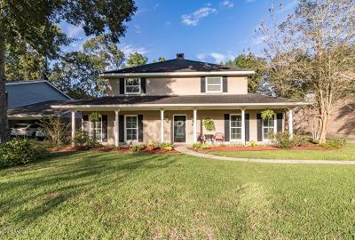 Lafayette Single Family Home For Sale: 111 Shipley Drive