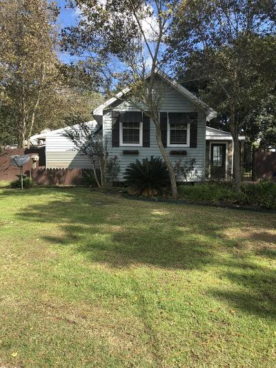Rayne Single Family Home For Sale: 14304 Chad Rd Road