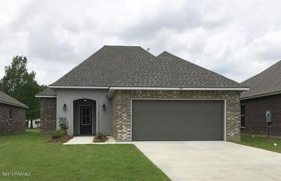 Youngsville Single Family Home For Sale: 109 Black Oak Drive