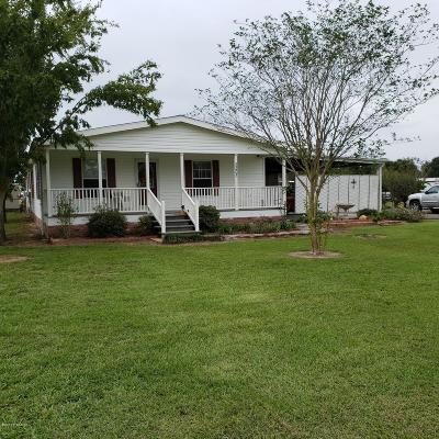 Mamou Single Family Home For Sale: 2205 Bond Road