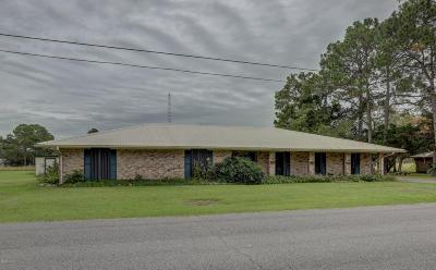Delcambre Single Family Home For Sale: 405 Kin Drive