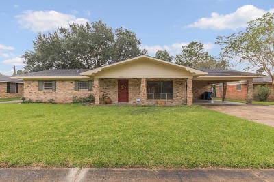 Opelousas Single Family Home For Sale: 1004 Eddins Avenue