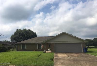 Eunice Single Family Home For Sale: 1511 W Elm Street