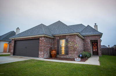 Lafayette Single Family Home For Sale: 304 Timber Bark Road