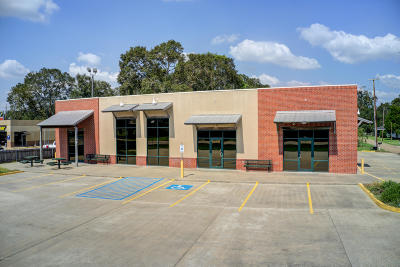New Iberia Commercial For Sale: 3005 Loreauville Road