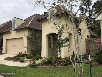 Lafayette Single Family Home For Sale: 117 Windberg Lane