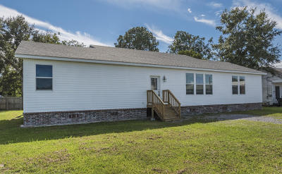 Loreauville Single Family Home For Sale: 210 Ed Broussard Road