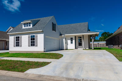 Breaux Bridge Single Family Home For Sale: 421 Evangeline Trail