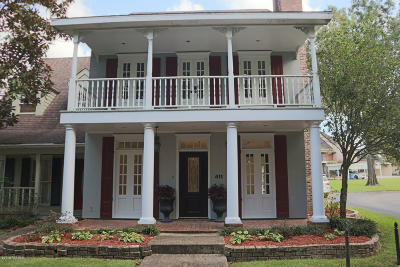 Lafayette Single Family Home For Sale: 511 Esplanade Drive