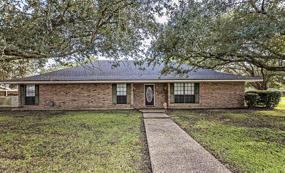 Franklin Single Family Home For Sale: 1817 Gay Drive