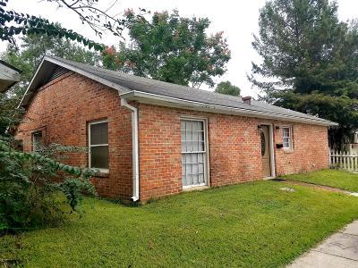 Iberia Parish Single Family Home For Sale: 124 South Vine Street