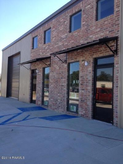 Commercial Lease For Lease: 209 Toledo Drive #104