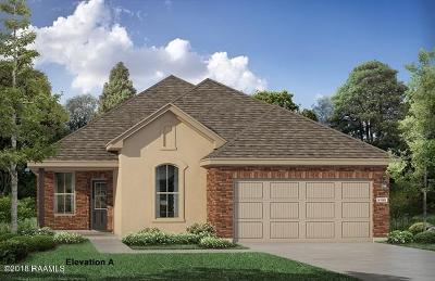 Lafayette Single Family Home For Sale: 200 Marshfield Drive