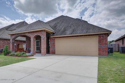 Sugar Ridge Single Family Home For Sale: 206 Cautillion Drive