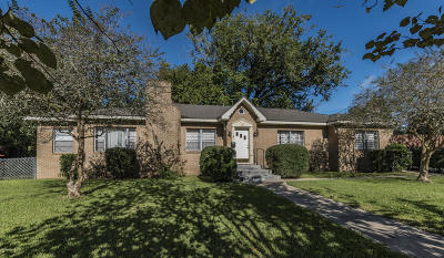New Iberia Single Family Home For Sale: 165 Duperier Avenue