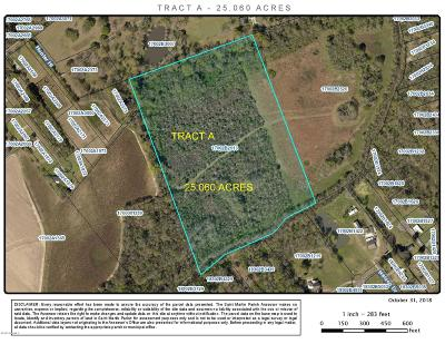 St Martin Parish Residential Lots & Land For Sale: Off Bark Drive