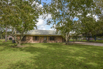 St. Martinville Single Family Home For Sale: 1169 Francis Loop