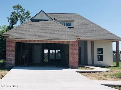 Broussard Single Family Home For Sale: 220 Tennyson Drive
