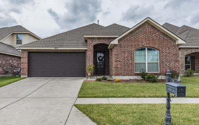 Lafayette Single Family Home For Sale: 103 Ace Lane