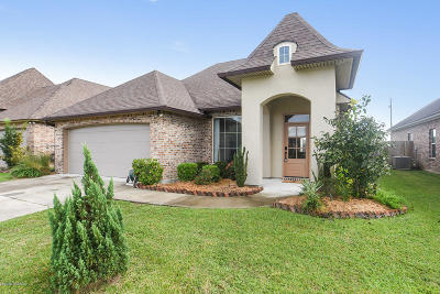 Broussard Single Family Home For Sale: 308 Overbrook Drive