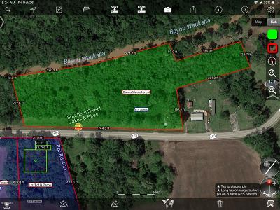 Port Barre Residential Lots & Land For Sale: 6850-7014 Hwy 103