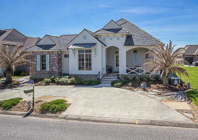 Broussard Single Family Home For Sale: 1104 Le Triomphe Parkway