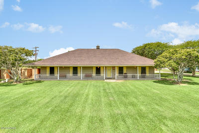 Carencro Single Family Home For Sale: 225 Highway 1252