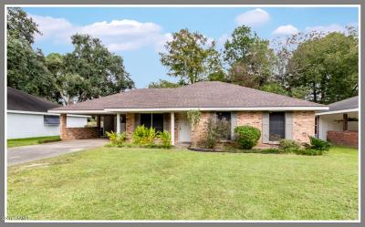 Lafayette  Single Family Home For Sale: 225 Orangewood Drive