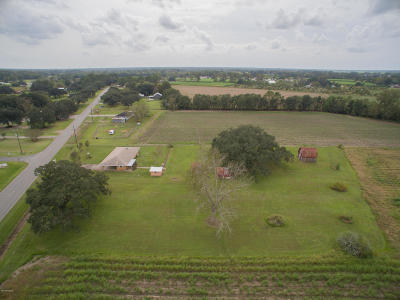 St Martin Parish Residential Lots & Land For Sale: 1240 Nina Hwy Lot 1
