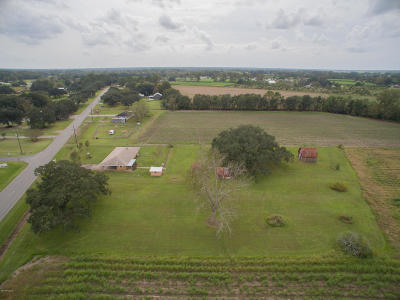 St Martin Parish Residential Lots & Land For Sale: 1240 Nina Hwy Lot 3
