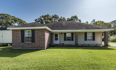 Opelousas Single Family Home For Sale: 167 Emily Lane