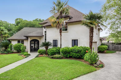 Broussard Single Family Home For Sale: 120 Innisbrook Drive