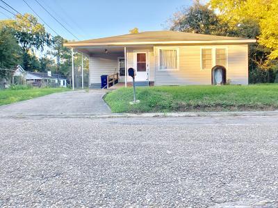 Opelousas Single Family Home For Sale: 1528 Duson Avenue