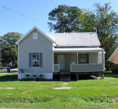 Crowley Single Family Home For Sale: 505 S Ave H