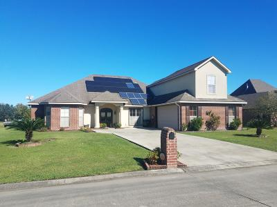 New Iberia Single Family Home For Sale: 742 Hummingbird Lane